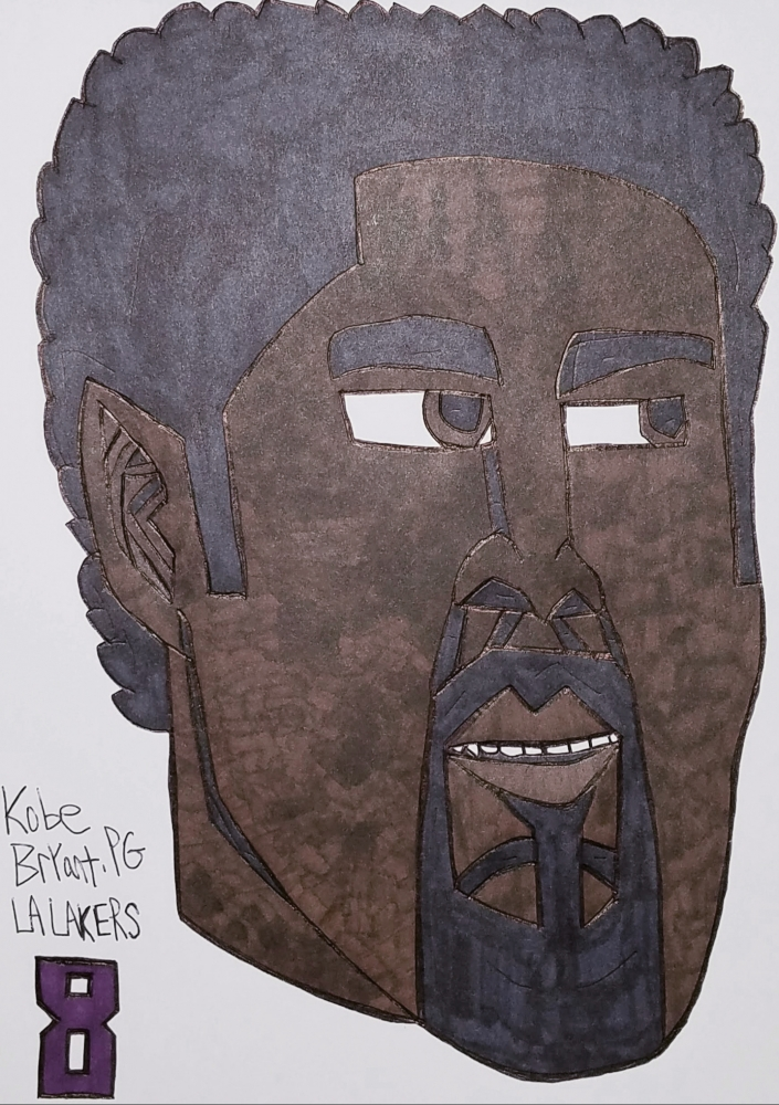 Kobe Bryant by armattock
